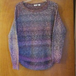 Multicolor Cato Sweater Size Large